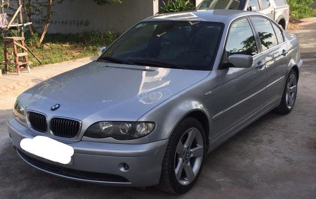 Chính chủ bán cần bán chiếc BMW 325i, đời 2004, giá chỉ 285tr7
