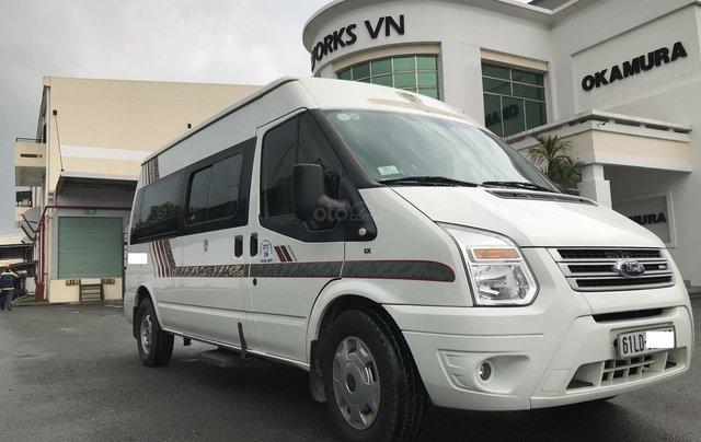 Cần bán xe Limousine - Ford Transit 10 chỗ 20140