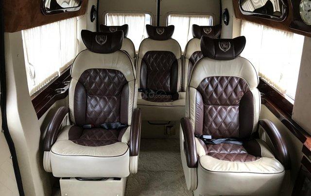 Cần bán xe Limousine - Ford Transit 10 chỗ 20144