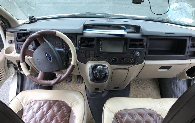 Cần bán xe Limousine - Ford Transit 10 chỗ 20146