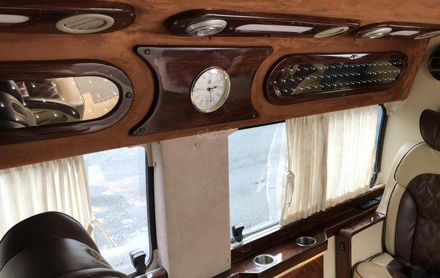 Cần bán xe Limousine - Ford Transit 10 chỗ 20148
