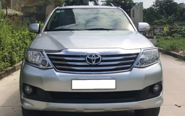 Cần bán xe Toyota Fortuner 2.7V 4x2 AT 20134