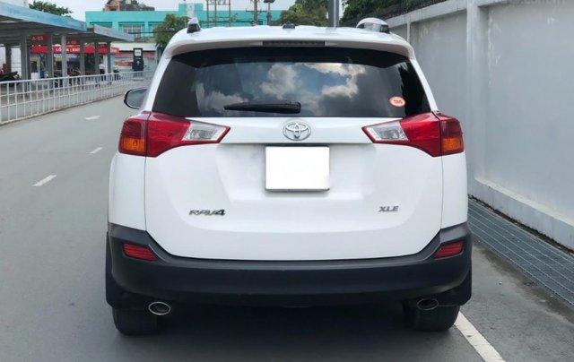 Bán xe Toyota RAV4 XLE 2.5 FWD đời 2015, màu trắng4