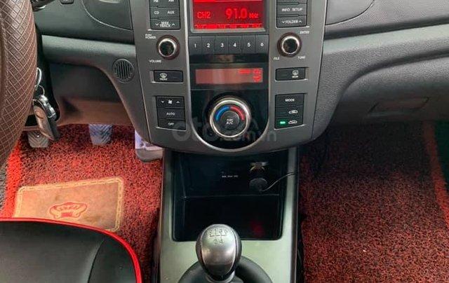Bán gấp với giá ưu đãi nhất chiếc Kia Cerato đời 2009, màu bạc, giao nhanh3