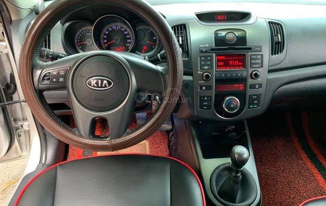 Bán gấp với giá ưu đãi nhất chiếc Kia Cerato đời 2009, màu bạc, giao nhanh4