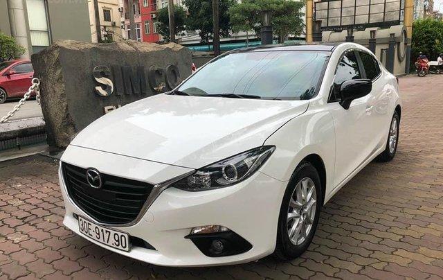 Bán gấp với giá ưu đãi nhất chiếc Mazda 3 1.5AT sản xuất 2017, xe giá thấp, giao nhanh5