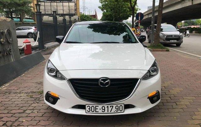 Bán gấp với giá ưu đãi nhất chiếc Mazda 3 1.5AT sản xuất 2017, xe giá thấp, giao nhanh0