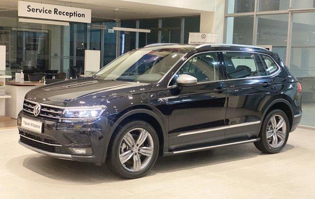 Vw Tiguan Luxury Topline màu đen - SUV 7 chỗ nhập khẩu giá tốt3