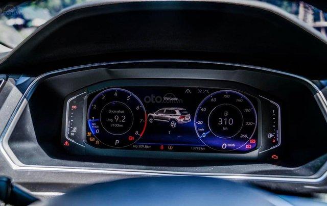Vw Tiguan Luxury Topline màu đen - SUV 7 chỗ nhập khẩu giá tốt6