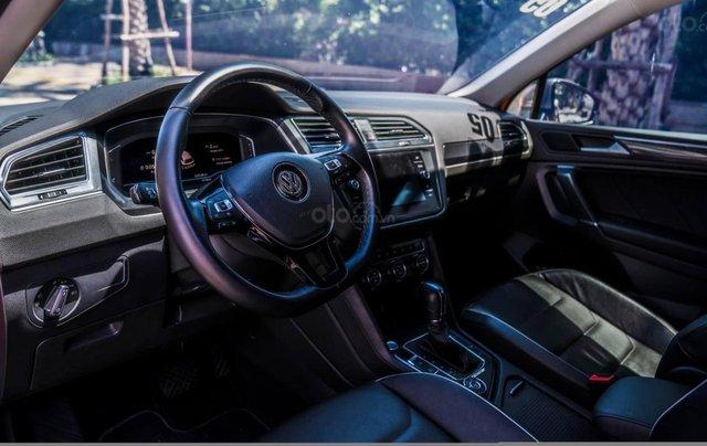 Vw Tiguan Luxury Topline màu đen - SUV 7 chỗ nhập khẩu giá tốt5
