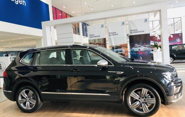 Vw Tiguan Luxury Topline màu đen - SUV 7 chỗ nhập khẩu giá tốt7