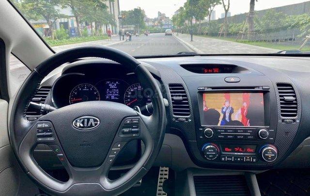 Bán xe Kia K3 sx cuối 2015 1.6AT, màu đen1
