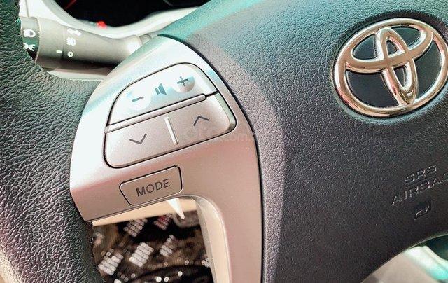 Xe Toyota Fortuner đời 2015, màu đen, bán giá tốt1