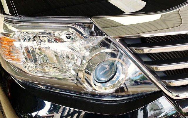 Xe Toyota Fortuner đời 2015, màu đen, bán giá tốt4
