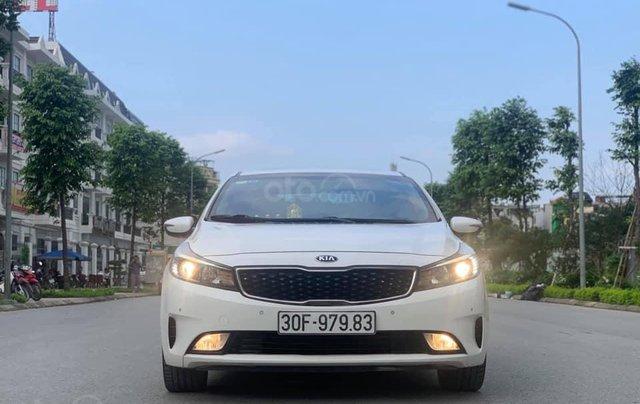 Bán Kia Cerato 1.6AT sản xuất 2016, biển Hà Nội0