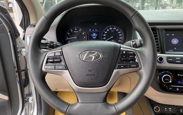 Bán nhanh chiếc Hyundai Accent 1.4 ATH bản đặc biệt màu bạc, giá ưu đãi3