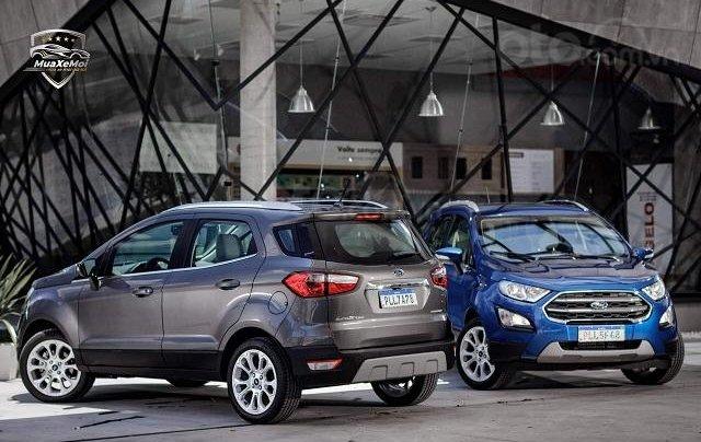 Ford Ecosport model 2021 nấng cấp hiện đại- Khuyến mãi cực VIP0