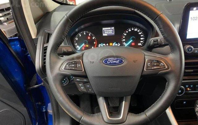 Ford Ecosport model 2021 nấng cấp hiện đại- Khuyến mãi cực VIP4