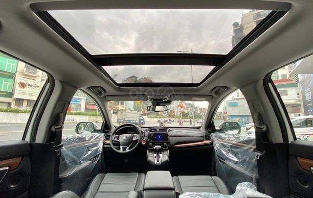 Honda CRV 2020 tại Đồng Nai bản L màu đỏ, ưu đãi khủng, giao ngay, trả trước từ 300tr nhận xe4