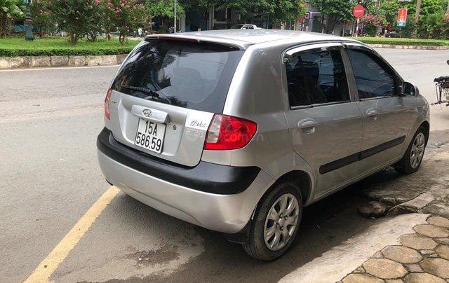 Hyundai Getz sx 2008, nhập khẩu Hàn Quốc3