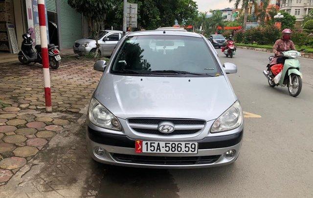 Hyundai Getz sx 2008, nhập khẩu Hàn Quốc2