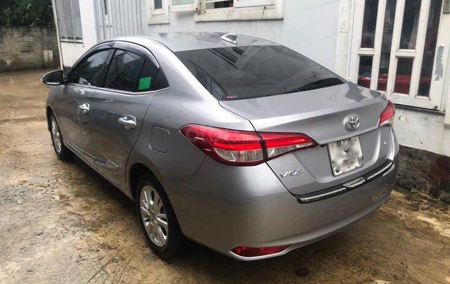 Bán gấp với giá ưu đãi nhất chiếc Toyota Vios G màu bạc, giá ưu đãi, xe một đời chủ1