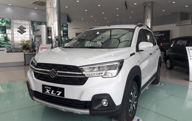 Suzuki XL 7 xe 7 chỗ nhập khẩu, hỗ trợ xem xe và lái thử tận nhà0