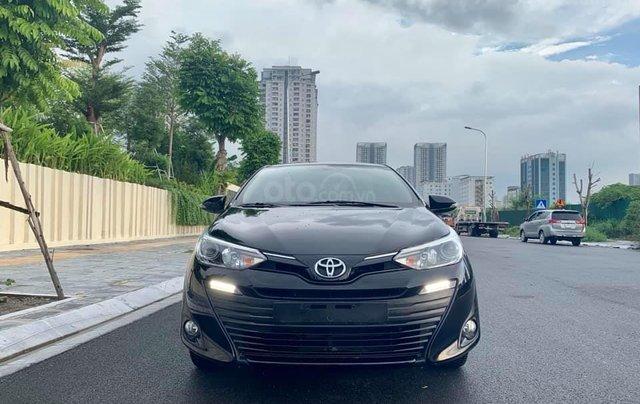 Cần bán nhanh với giá ưu đãi nhất chiếc Toyota Vios G, sản xuất năm 2019, xe mới chạy đi ít6