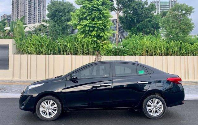 Cần bán nhanh với giá ưu đãi nhất chiếc Toyota Vios G, sản xuất năm 2019, xe mới chạy đi ít9