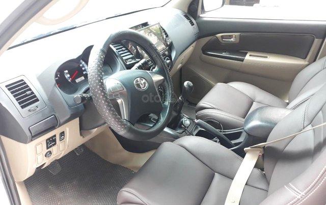 Chính chủ bán xe Toyota Fortuner đời 2016, màu bạc - Cam kết xe tuyệt đối không đâm đụng, ngập nước - Giá cả thương lượng4