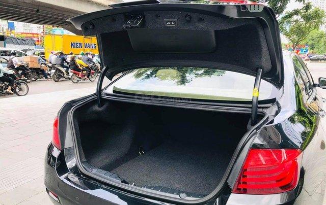 Bán xe BMW 520i model 2015 full options, nhập khẩu nguyên chiếc, màu đen, nội thất kem trẻ trung và sang trọng8