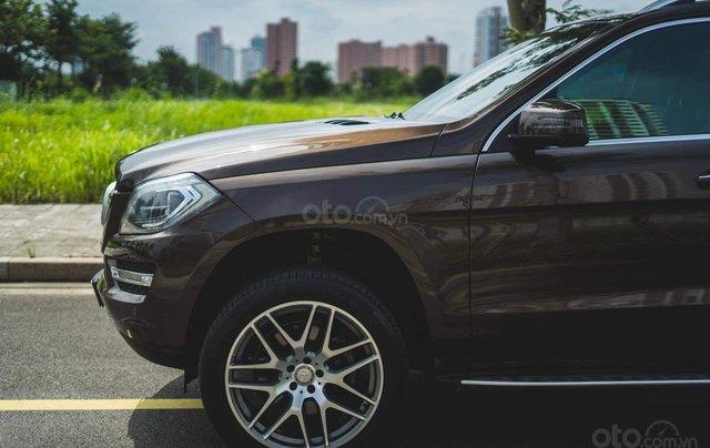 Bán xe GL400 sản xuất 2014 nâu/kem3