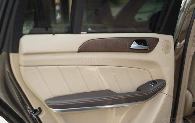 Bán xe GL400 sản xuất 2014 nâu/kem11