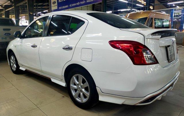 Nissan Sunny 1.5 XV AT 2017 xe hãng bán bảo hành 1 năm4
