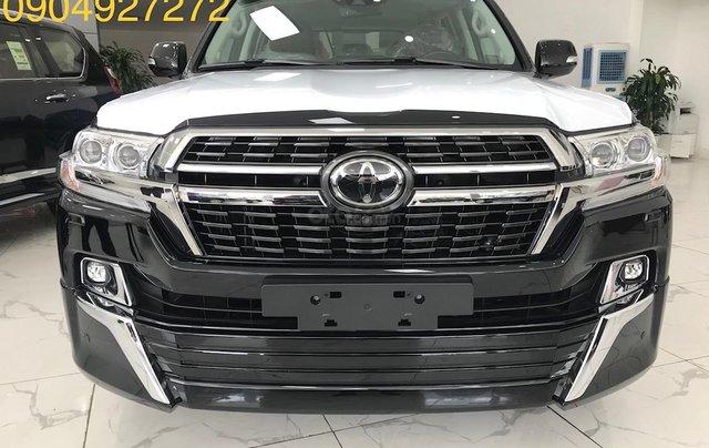 Viet Auto bán xe Toyota Landcruiser VX-S 5.7V8, model 2021 mới nhất0