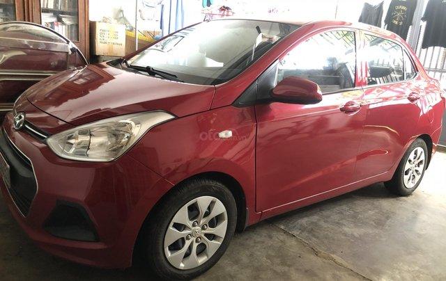 Chính chủ cần bán nhanh xe Hyundai Grand i10 1.2 LT, màu đỏ, 285 triệu0