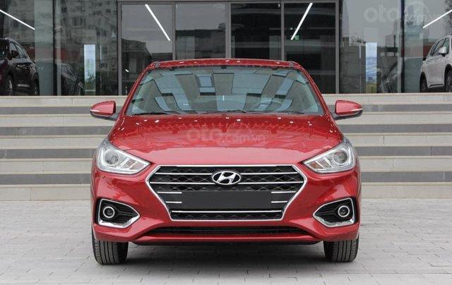 Hyundai An Khánh - Bán Hyundai Accent tiêu chuẩn đỏ 2020, đủ mầu, tặng 10 - 15 triệu và nhiều ưu đãi0