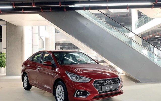 Hyundai An Khánh - Bán Hyundai Accent tiêu chuẩn đỏ 2020, đủ mầu, tặng 10 - 15 triệu và nhiều ưu đãi1