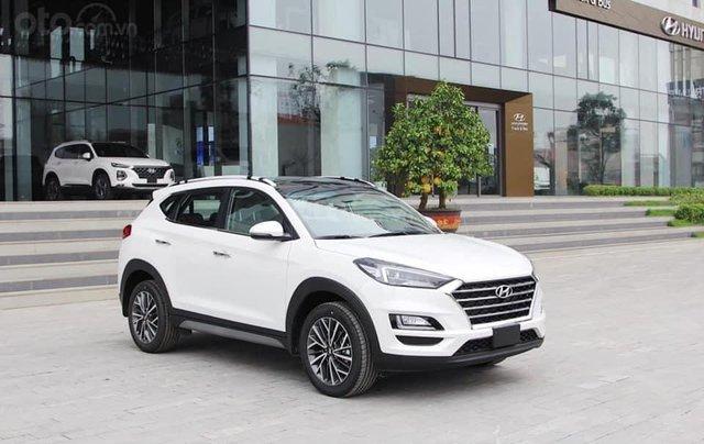 [Hyundai Tucson 2020] Giảm ngay 50% thuế trước bạ, tặng kèm phụ kiện hấp dẫn, giảm tiền mặt, thanh toán 150tr nhận xe1