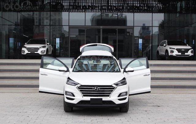 [Hyundai Tucson 2020] Giảm ngay 50% thuế trước bạ, tặng kèm phụ kiện hấp dẫn, giảm tiền mặt, thanh toán 150tr nhận xe2