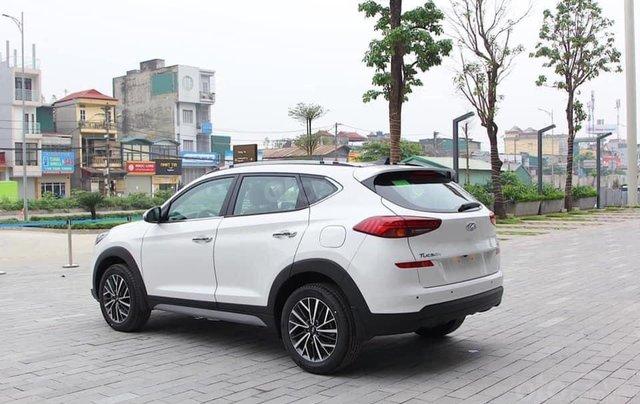 [Hyundai Tucson 2020] Giảm ngay 50% thuế trước bạ, tặng kèm phụ kiện hấp dẫn, giảm tiền mặt, thanh toán 150tr nhận xe5