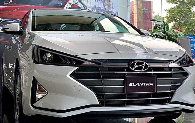 Hyundai Elantra 2020 ưu đãi cực lớn, giảm ngay 50% thuế trước bạ + tặng tiền và phụ kiện3