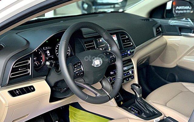 Hyundai Elantra 2020 ưu đãi cực lớn, giảm ngay 50% thuế trước bạ + tặng tiền và phụ kiện6