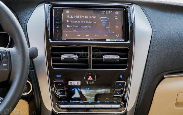Toyota Vios 1.5G CVT, model 2020 rẻ nhất thị trường5