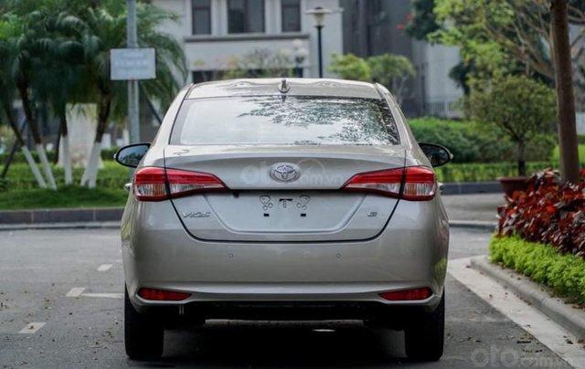 Toyota Vios 1.5G CVT, model 2020 rẻ nhất thị trường2