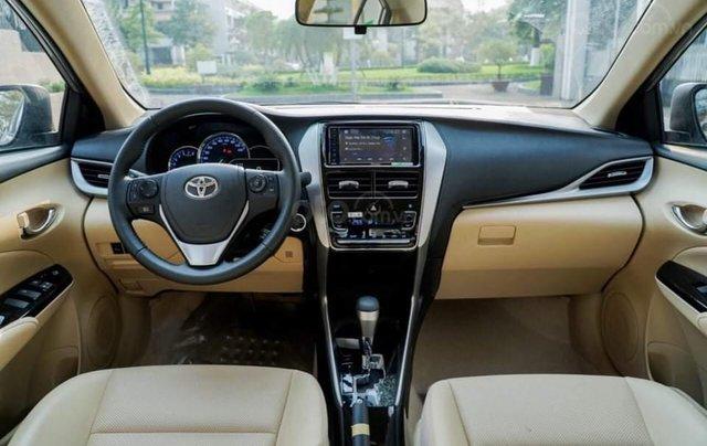 Toyota Vios 1.5G CVT, model 2020 rẻ nhất thị trường7