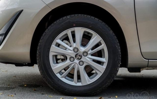 Toyota Vios 1.5G CVT, model 2020 rẻ nhất thị trường6