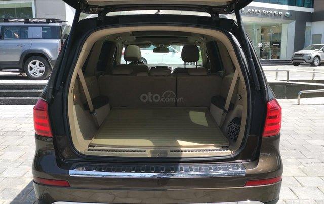 GL400 4Matic - Xe sang, rộng rãi cho gia đình6