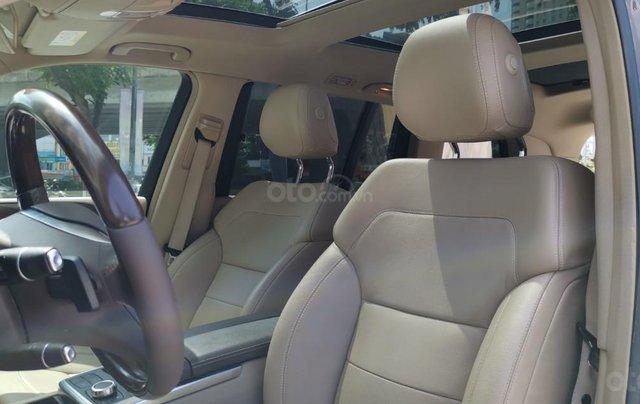 GL400 4Matic - Xe sang, rộng rãi cho gia đình14