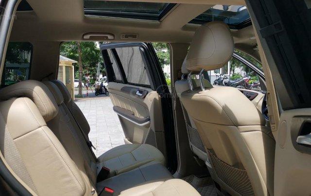 GL400 4Matic - Xe sang, rộng rãi cho gia đình9